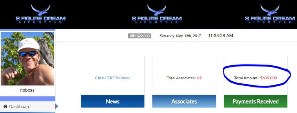 8 figure dream lifestyle webinar